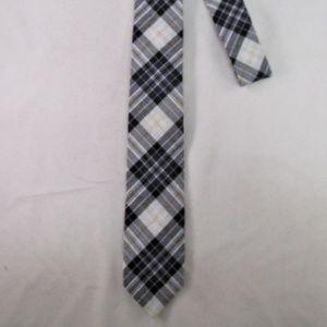 Nautica (NWOT) Men's Plaid Cotton Tie